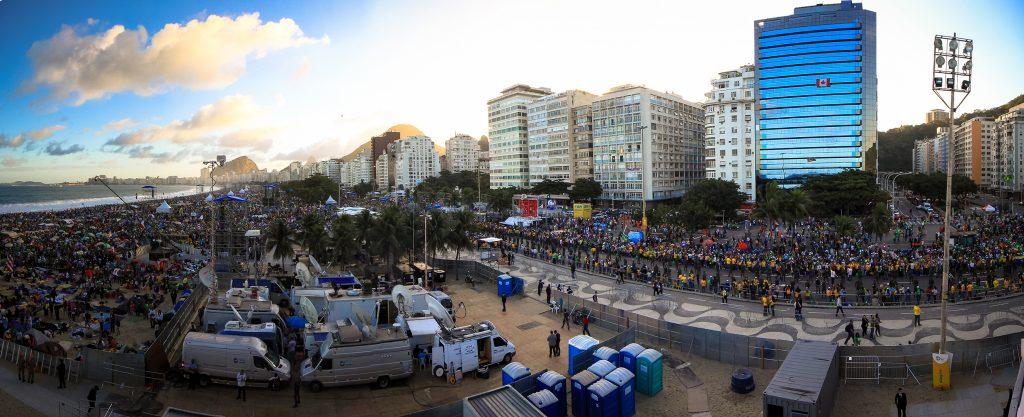 Vigilia JMJ Rio2013